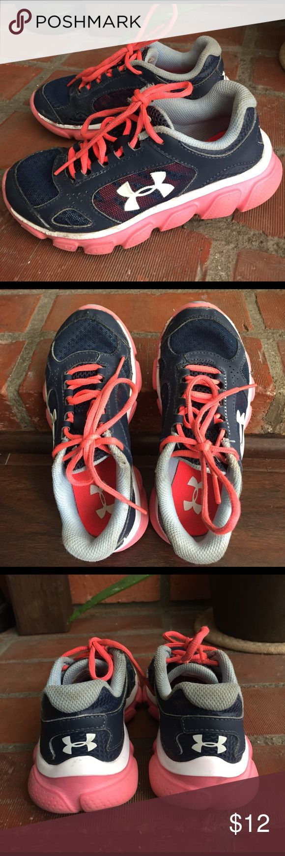 Under Armour kids running shoes size 13 kids Under Armour Shoes Sneakers