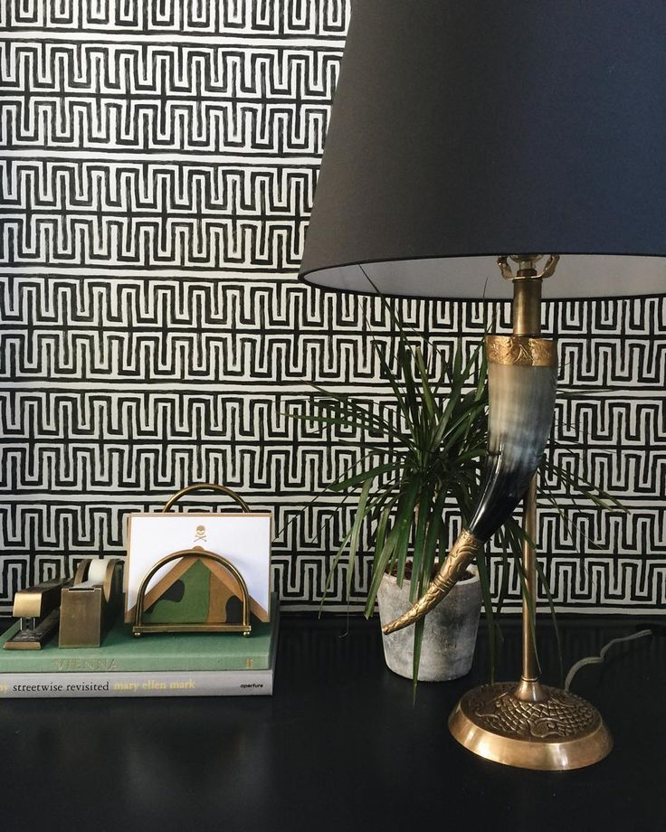 decorist sf office 15. Office Styling. @guildery Wallcovering By @ladolcevitablog Decorist Sf 15