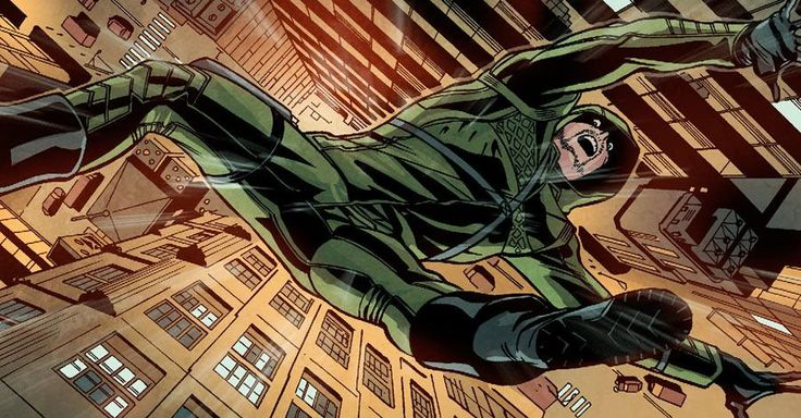 #OliverQueen -- #Arrow Season2.5 PREVIEW