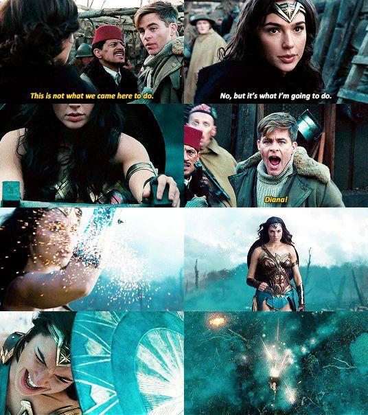 The part where I cried tears of joy