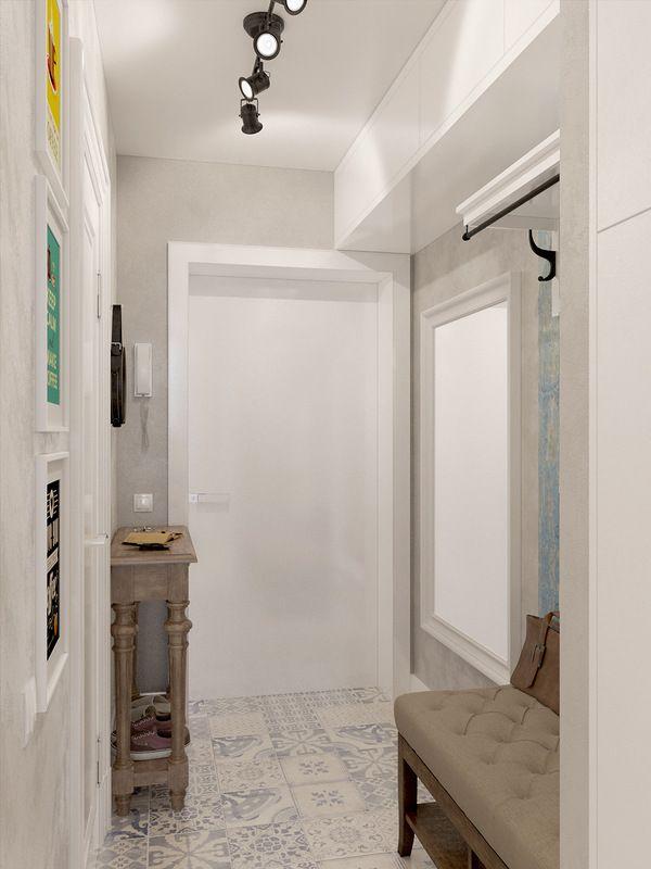 Квартира-студия 25 кв.м - свежие идеи ∙ новые решения ∙ полезный дизайн