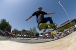 One of our patient, Ron, is an amazing skateboarder and competed this last weekend!
