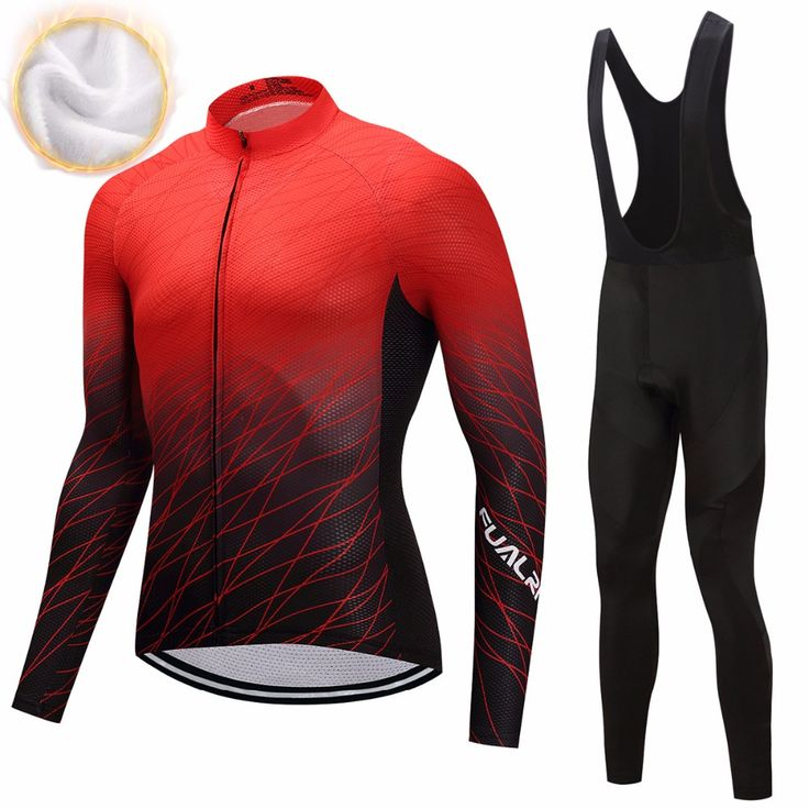 FUALRNY 2018 Winter Thermal Fleece Clothing Cycling Clothing Bike Pro Wear MTB Bike Jersey Set Maillot Ropa Ciclismo Invierno. Yesterday's price: US $32.99 (26.80 EUR). Today's price: US $19.79 (16.12 EUR). Discount: 40%.
