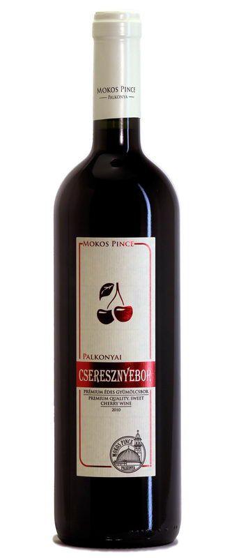 Cherry wine - Cseresznye bor