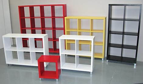 Sienna 8 Cube.....I wish we had these type of furniture stores in Jamaica.....I guess I can get these made