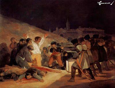 Los fusilamientos del 3 de mayo | La cámara del arte