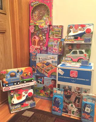 Toy Deals for Charity: Mega toy deals arrived today!