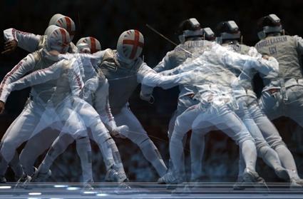 Cool!  Olympics 2012