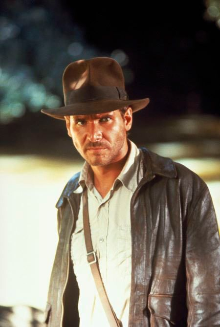 heyy lady you call him Dr. Jones :) Indiana Jones is the man: Harrison Ford Young, Harrison Ford Soooo, Lost Ark, Indiana Jones Fedora, Fedora Hats, Indiana Jones Harrison, Raiders, Hats Hats, Favorite Movie