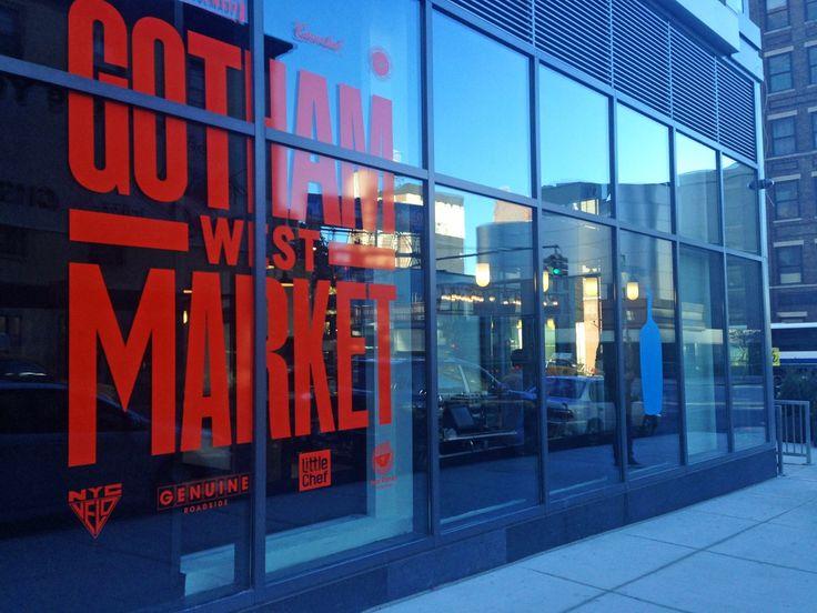 Gotham West Market Floor Plan 11 best architecture markets images on pinterest | public, gotham