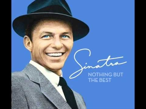 Love Frank Sinatra, I know almost all of his songs by heart, I love that he has a song about my home! :)