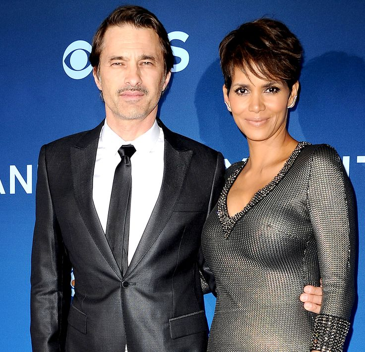 Olivier Martinez filed for divorce shortly after his wife, Halle Berry, did the same, ending their two-year marriage -- details
