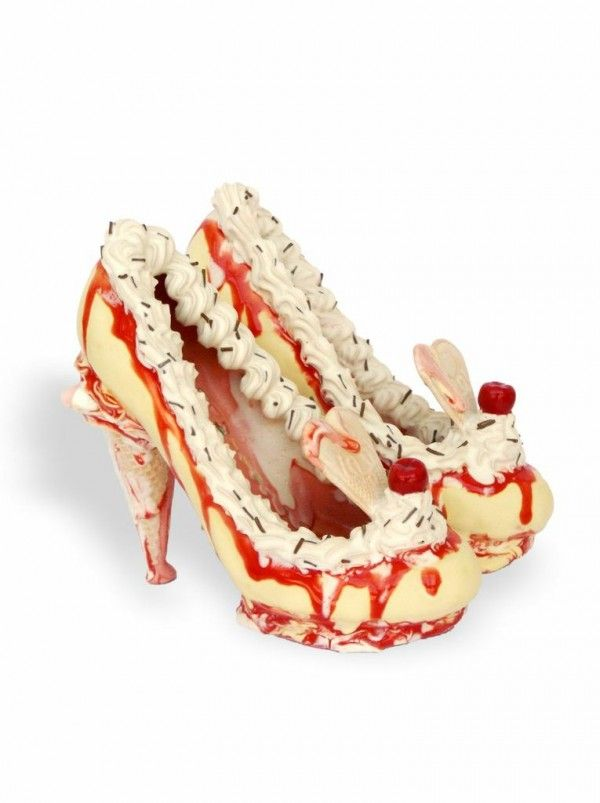 Are these real shoes? #shoes