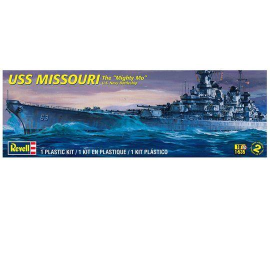 Revell® USS Missouri Battleship Model Kit