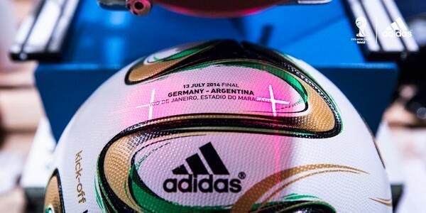 adidas Brazuca 2014 Final Official
