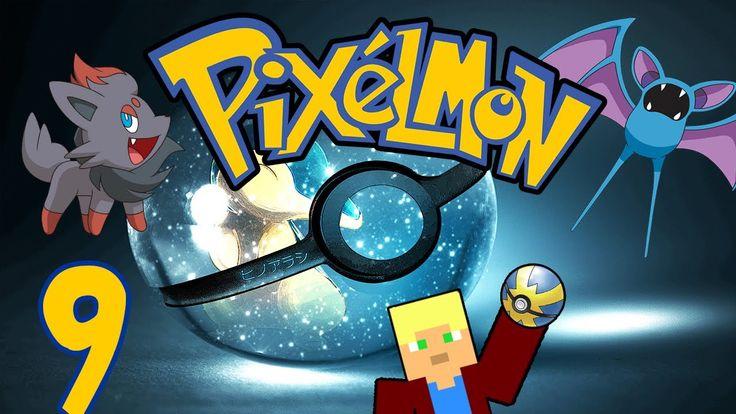 Pixelmon: Episodio 9! - Nuove Catture & Team Fury
