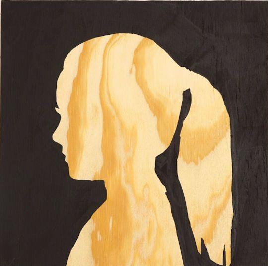 plywood silhouette: Diy Ideas, Wall Art, Wood Work, Plywood Silhouette, Diy'S, Silhouette Wall, Craft Ideas