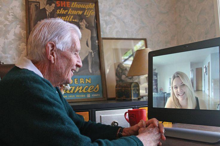 elderly technology - Google Search