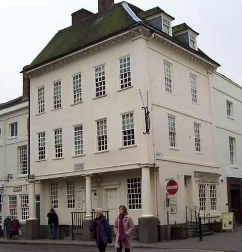 The Samuel Johnson Birthplace Museum & Bookshop stands in the centre of the historic city of Lichfield, which remained close to Johnson's heart throughout his life. Best known for his Dictionary of the English Language, Johnson spent the first 27 years of his life in the large, imposing house which overlooks Market Square, frequently returning until shortly before his death in 1784.