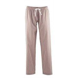 Pantalón pijama largo 100 algodón orgánico Living Crafts
