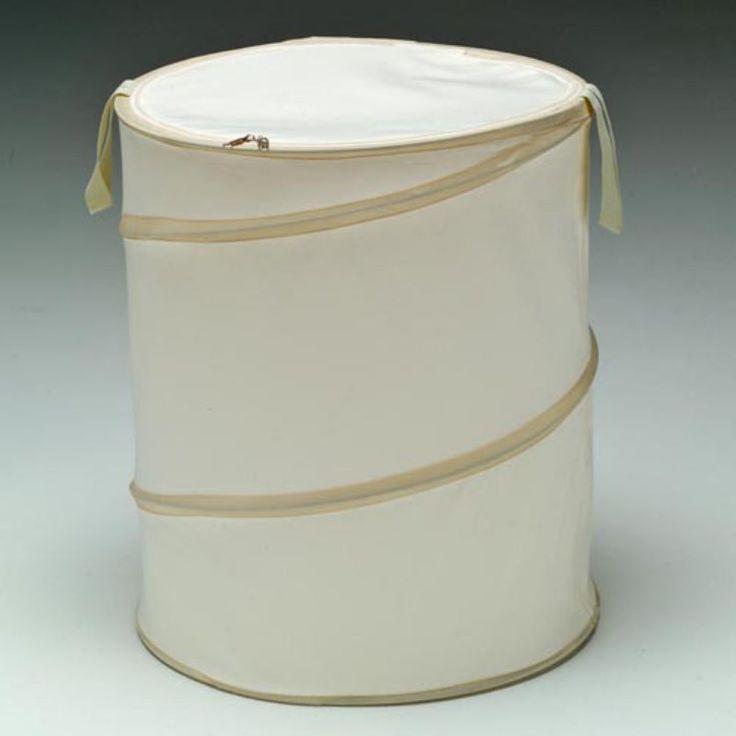 Canvas Bongo Clothes Hamper Bag - 6117