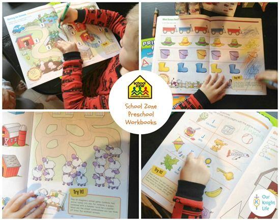 1000+ ideas about Preschool Workbooks on Pinterest   Preschool ...