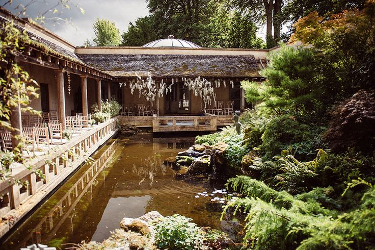 Tetbury's #Matara offers a stunning setting for #Cotswold weddings. Image © Gemma Gaskill Photography. #weddingvenues #outdoorwedding