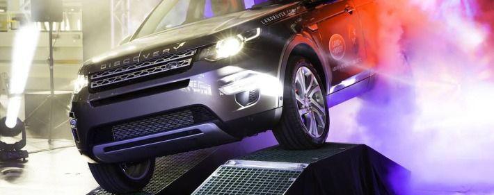 Land Rover lance la production du Nouveau Discovery Sport - via www.jaguarlandrover-cotedazur.com