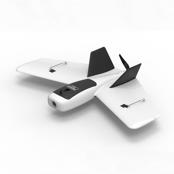 ZOHD Dart Sweepforward Wing 635mm Envergadura FPV EPP Racing Wing RC Avión KIT