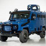 Inkas Hudson APC Is Toyota Land Cruiser Put To Good Use