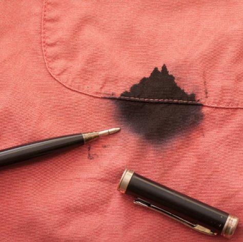 Αν έπεσε πάνω σε κάποιο ύφασμα λεκές από μελάνι, είτε είναι από στυλό διαρκείας, είτε από... μαρκαδόρο, πέννα κτλ., μην αγχώνεστε! Μπορείτε να τον εξαφανίσ