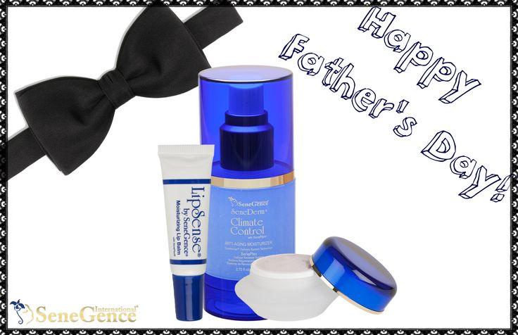 Dad favorites- LipSense Moisturizing Lip Balm, Climate Control, and EyeCreme!