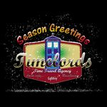 TIMELORDS SEASON GREETINGS #UGLYCHRISTMASSWEATER