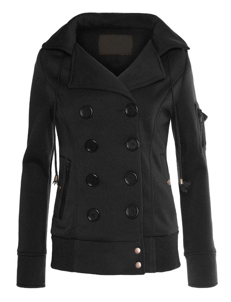 best 25 pea coats women ideas on pinterest classy