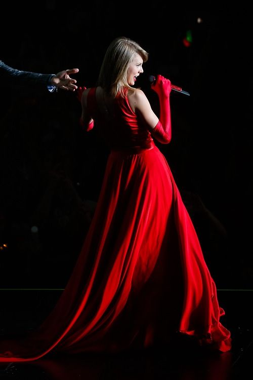 taylor swift red tour