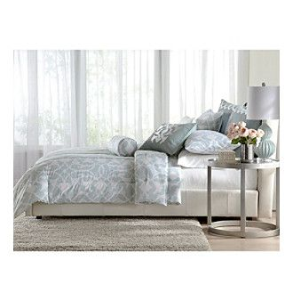 product barbara barry poetical celadon bedding collection - Barbara Barry Bedding