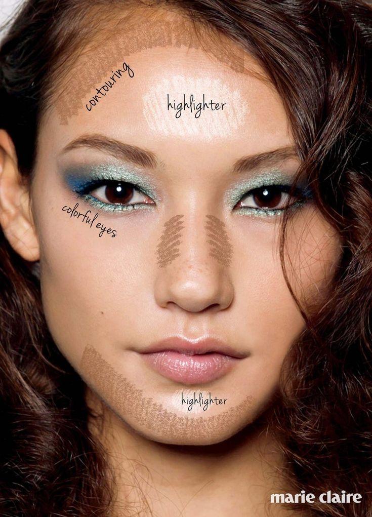 Best 25+ Asian Makeup Tips Ideas On Pinterest