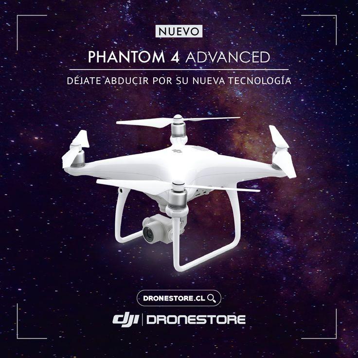 #Phantom4Advanced ya aterrizó #EnDronestore, revísalo en nuestro sitio web o en nuestra tienda.