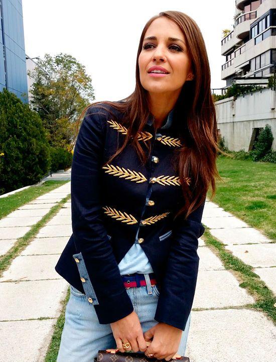Este otoño no te quedes sin tu chaqueta militar. !! diseños de diferentes…