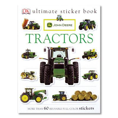 20 best john deere kids activities images on pinterest john deere john deere tractors ultimate stickers book greentoys4u fandeluxe Choice Image