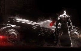 WALLPAPERS HD: Batman Arkham Knight Batmobile