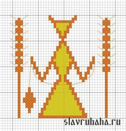 Cross-Stitch, Богиня Макошь,