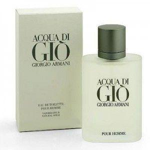 Aqua Di Gio Giorgio Armani Parfum Jusquau Bout Armani