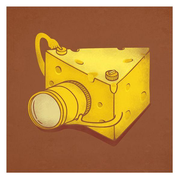 everybody says cheese