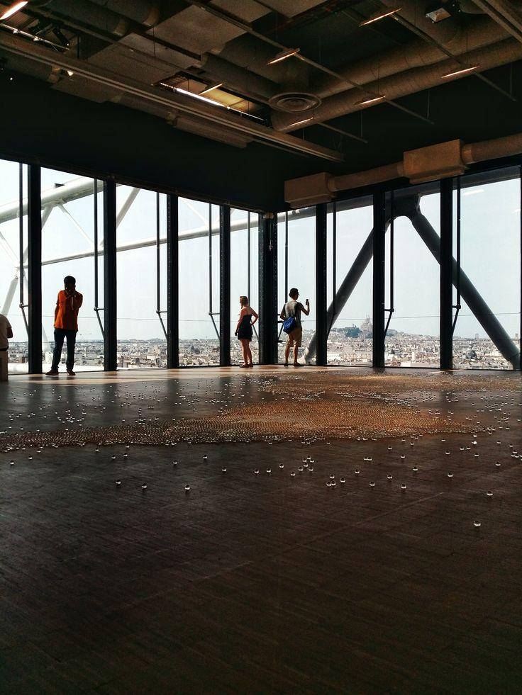 parigi - centre pompidou