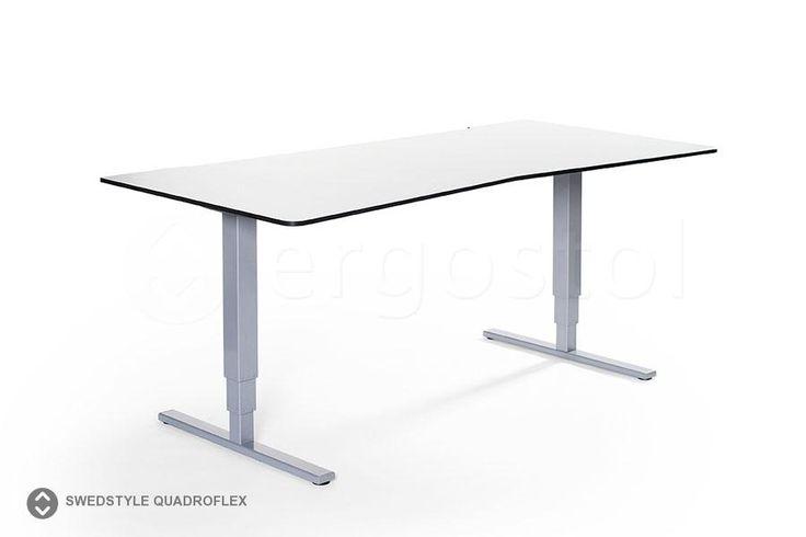 Рамы электрорегулируемая для стола Swedstyle QuadroFlex с двумя моторами