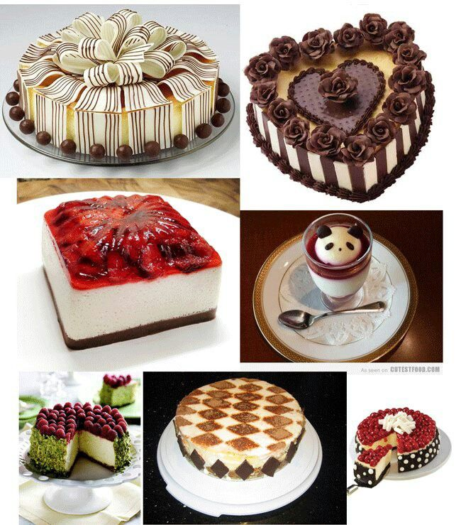 Cheesecake Decoration Ideas