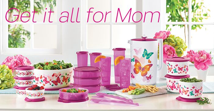 Tupperware Gifts for Mom