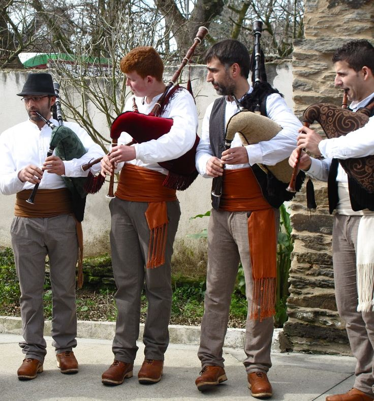 Europe: Galician Celts, Galicia,