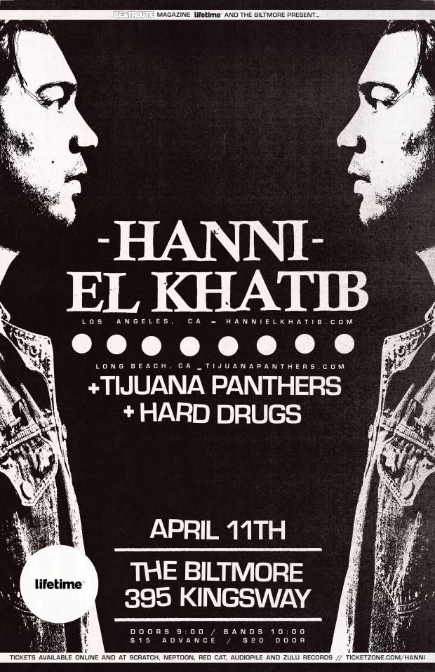Hanni El Khatib Band